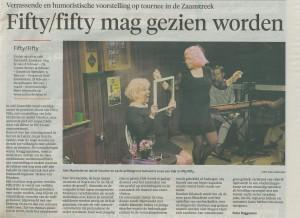 recensie Noord-Hollands Dagblad